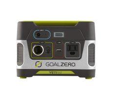Goal Zero 22004 Yeti 150 Solar Generator by Goal Zero, http://www.amazon.com/dp/B00CWBABRM/ref=cm_sw_r_pi_dp_Fq82rb1BKA3Q2