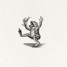 Tatoo Angel, Art Sketches, Art Drawings, Tattoo Flash Sheet, Frog Tattoos, Frog Art, Arte Obscura, Scratchboard, Flash Art