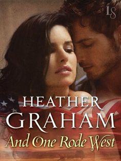 And One Rode West: Civil War Series by Heather Graham, http://www.amazon.com/dp/B006LSVAHM/ref=cm_sw_r_pi_dp_eb4Ktb0QHRGGZ