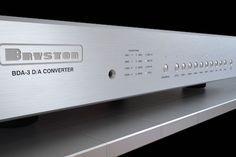 Computer Audiophile - Bryston BDA-3 DAC Review
