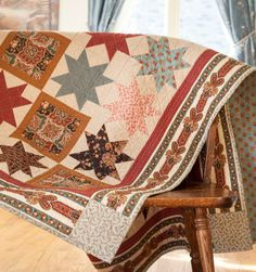 Andover Candy Hargrove Quilt Kit