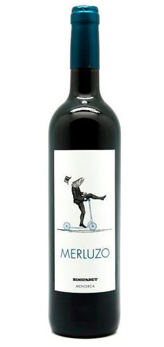 merluzo_binifadet menorca etiqueta vino : ) PD