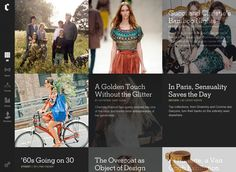 The Collection, an iPad app from The New York Times, creates a new way for tablet readers to experience The Times's fashion and style coverage