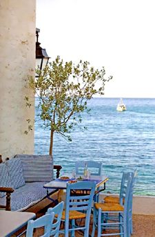 Greek Island Vacation
