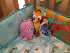 Finding Nemo nursery! Definitely doing this with my kid