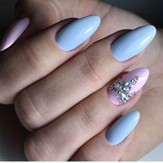 2,156 отметок «Нравится», 2 комментариев — Блог о красоте  (@nail_nogti_makeup) в Instagram: «Идеи маникюра✔️ @nail_nogti_makeup Идеи причесок ✔️ @nail_nogti_makeup Идеи макияжа ✔️…»