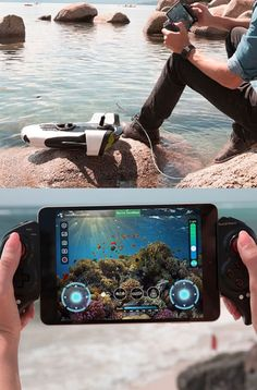 WorldDrop makes it easy to discover the latest, best drones and accessories for professional filming and also for fun. A drop of technology every day! New Technology Gadgets, Spy Gadgets, Drone Technology, Underwater Photography, Photography 101, Underwater Photos, Street Photography, Landscape Photography, Portrait Photography
