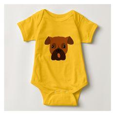 Barney Happy Dog Barney Happy Dog Baby Bodysuit