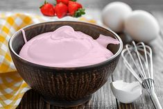 Low Carb Cereal, Pudding Desserts, Yummy Snacks, Paella, Pesto, Mousse, Icing, Healthy Recipes, Healthy Food