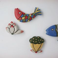 Ceramic Clay, Pottery, Fabric, Crafts, Accessories, Woodworking, Pisces, Cold Porcelain, Create