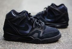 Nike Air Tech Challenge II Black Obsidian  http://www.kicksonfire.com/release/nike-air-tech-challenge-2-waterproof-black-obsidian/
