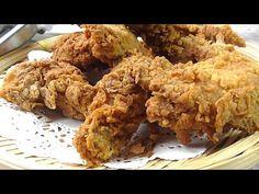 炸鸡翼: 酥脆不油腻的做法 | 清闲廚房