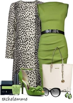 """My Favorite Color Is... - No. 2"" by rachelemme on Polyvore"