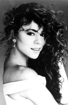 I wanted to BE old school Mariah..
