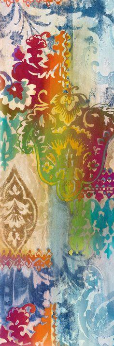 Masterpiece Art - Persian Nights Panel II, $34.00 (http://www.masterpieceart.com.au/persian-nights-panel-ii/)