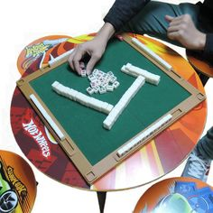 50.00$  Buy here - http://aif3o.worlditems.win/all/product.php?id=32669338946 - Blotus 4 Board Game Together!!! Chinese Mahjong+ Poker+SmallBig Paper+Yuxiaxie Traveling Version Travel Mini Mahjong Game