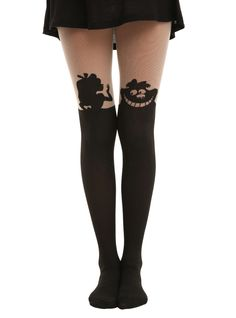 Serious want . Alice in wonderland tights. need
