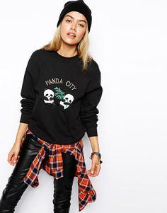 panda city - asos