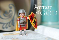 of God The Armor of God series for kids {crafts, memorization, etc.} from The Armor of God series for kids {crafts, memorization, etc. Preschool Bible, Bible Activities, Bible Lessons, Lessons For Kids, School Lessons, Resurrection Day, Train Up A Child, Armor Of God, Sunday School Crafts