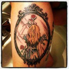 Alice in Wonderland -Tattoo Inspiration