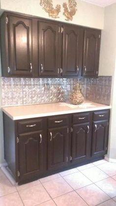 Best Weekend Project Half Bath Vanity Rustoleum Cabinet 640 x 480