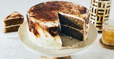 vietnamese iced coffee cake | hummingbird high || a desserts and baking blog