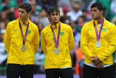 8 Brazil All-Time Greats Who Starred At The Olympics