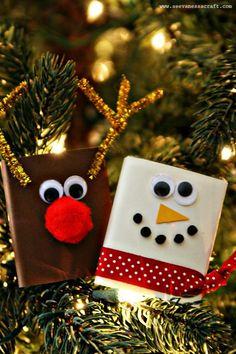 extra gum reindeer and snowman stocking stuffers #giveextragum #shop