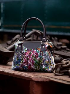 A poem to nature! #MARIAS #highend #handbag #bag