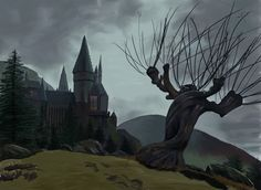 wamping willow | Whomping Willow by ~LovelyHufflePuff on deviantART