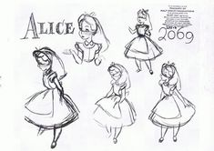 alice wonderland concept art - Google Search