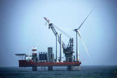 It has been estimated by the EIA, that the US has some GW of offshore generating capacity to exploit. This is roughly double current demands for power in the US. Mid Atlantic States, Capital Expenditure, Environmental Challenges, Offshore Wind, New Bedford, Energy Resources, Central California, Energy Storage, Coal Mining