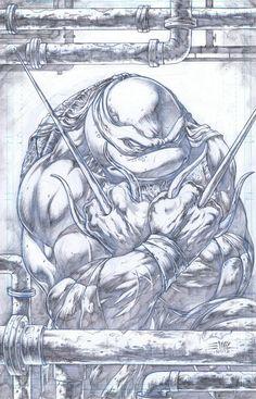 TMNT Raphael by ~emilcabaltierra on deviantART