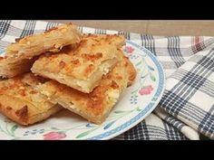 Ρουμελιώτικη τυρόπιτα - Προβλιόρα | Foodouki - YouTube Greek Recipes, Apple Pie, Food Videos, Food And Drink, Pizza, Bread, Desserts, Youtube, Greece