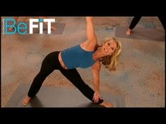 I'm very critical when it comes to yoga workouts from fitness instructors, but this one is great