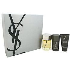 Yves Saint Laurent L'Homme Fragrance Set, 3 Count