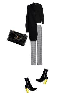 """Untitled #14"" by clment-picot on Polyvore featuring Alexander Wang, Chanel and STELLA McCARTNEY"