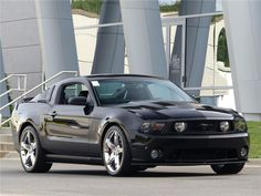 2010 FORD MUSTANG ROUSH 427R - Barrett-Jackson Auction Company - World's Greatest Collector Car Auctions