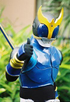 Kamen Rider Kuuga Cosplay