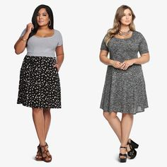 You really can't have a bad day in a new, cute dress. | Torrid Plus Size | #TorridInsider