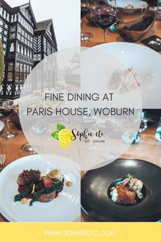 Paris House is a Michelin-recommended fine dining restaurant in the grounds of the Woburn Estate in Bedfordshire. Read all about my experience of the lunch. Paris Home, Milton Keynes, Tasting Menu, Fine Dining, About Me Blog, Lunch, Restaurant, Posts, Eat