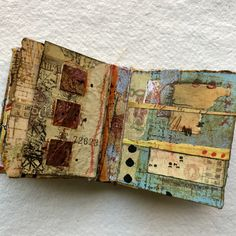 Welcome to my online studio. I want to invite you to join me (virtually) on the First Friday of every month (but the Third Friday of April) in 2019 when I highlight new artwork and recent favorites that are available for purchase. Mini Books, Lap Books, Small Journal, Native American History, British History, Altered Book Art, Mixed Media Journal, Women In History, Ancient History