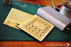 How to Fix a Broken Book Spine Humblebee & Me