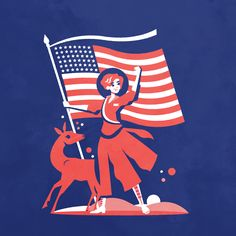 Happy 4th of July! on Behance