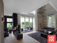 Luxe wooninspiratie | woonkamer ideeën | living room decor ideas | luxury living room | Hoog.design
