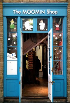 The Moomin Shop, Covent Garden, London ⋆ Cute Travels