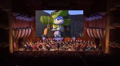 The New York Philharmonic performing the soundtracks of Pixar films! May 2014 in NYC!