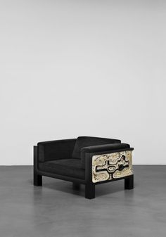 Discover Carved Smoke Chair, an armchair by Atelier Van Lieshout Outdoor Shelves, Modern Furniture, Furniture Design, Single Sofa Chair, Low Chair, Cafe Interior, Furniture Upholstery, Cool Chairs, Lounges