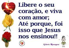 RCE Mensagens: Jesus nos ensinou!!