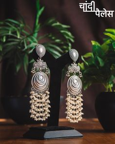 It is said positivity, confidence and persistence are key in life, you gain strength and courage by it. That's what our new collection Adira is all about. 🌷 Its a month full of festivals, DM us for orders. Ahmedabad, Beautiful Earrings, Earring Set, Festivals, Gain, Confidence, Diamond Earrings, Silver Jewelry, Strength